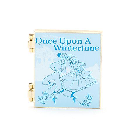 Pin Érase una vez un invierno, de la colección de cuentos clásicos de Disney