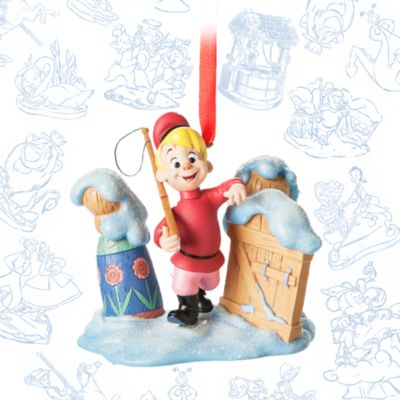Peter And The Wolf Sketchbook Ornament Collection