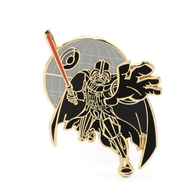 Darth Vader And The Death Star Limited Edition Star Wars Pin