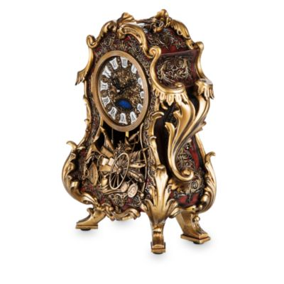 Cogsworth Limited Edition Clock Beauty And The Beast