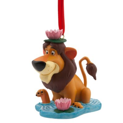 Lambert The Lion Sketchbook Ornament Collection