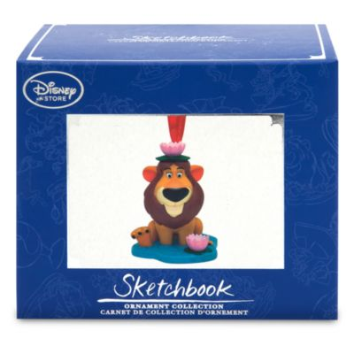 Ornament Lambert Leone Tenerone, collezione Sketchbook