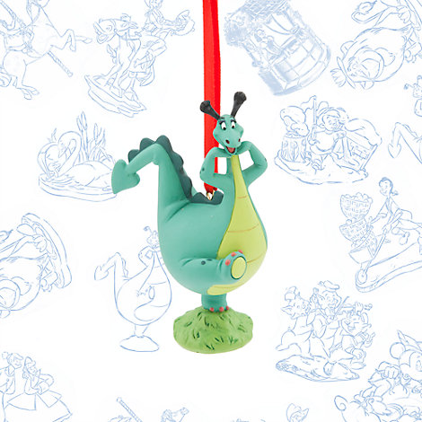The Reluctant Dragon Sketchbook Ornament Collection