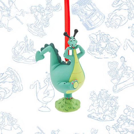 Figura de El dragón chiflado de la colección de adornos Sketchbook