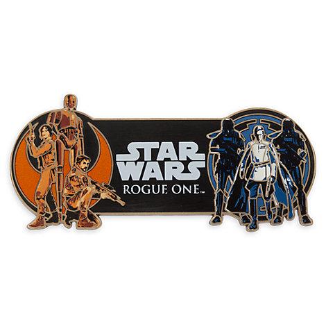 Spilla grande in edizione limitata personaggi di Rogue One: A Star Wars Story
