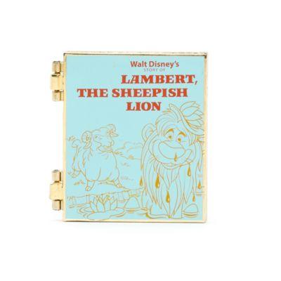 Pin de Lambert, el león cordero