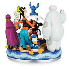 Blanche neige et les sept nains for Disney weihnachtskugeln