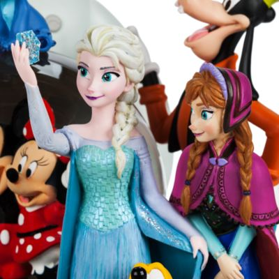 Bola de nieve conmemorativa del 30.º aniversario de Disney Store