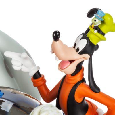 Disney Store 30th Anniversary Commemorative Snow Globe