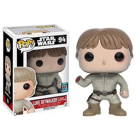 Star Wars Pop! Luke Skywalker fra slaget om Bespin vinylfigur fra Funko