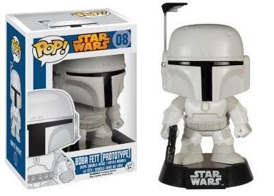 Figura vinilo Pop! Funko: Boba Fett prototipo, Star Wars