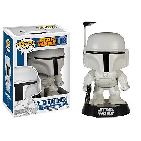 Star Wars Pop! Boba Fett prototype vinylfigur fra Funko