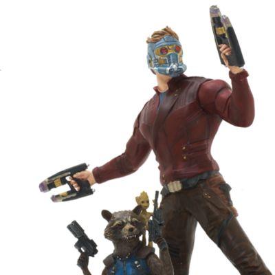 Star-Lord, Rocket och Groot figurer i begränsad upplaga, Guardians of the Galaxy Vol. 2
