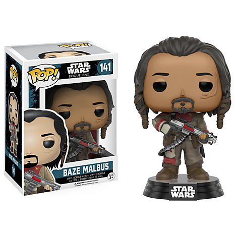 Rogue One: A Star Wars Story - Baze Malbus Pop! Vinylfigur von Funko