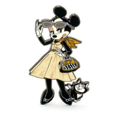 Ensemble de pin's Minnie Mouse en édition limitée de la collection Signature