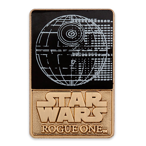 Death Star-pin fra Rogue One: A Star Wars Story