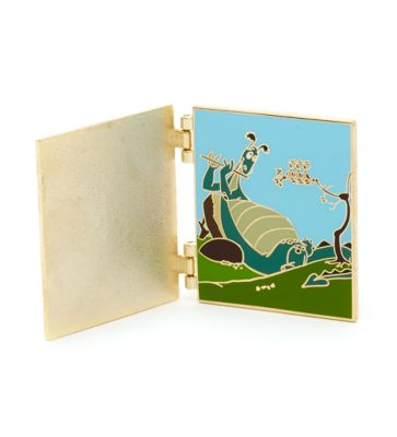 Pin's Le Dragon Récalcitrant de la collection Disney Storybook Classics
