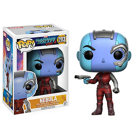 Nebula Pop! Vinylfigur av Funko, Guardians of the Galaxy Vol. 2