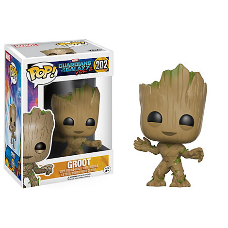 Groot Pop! Vinyl Figure by Funko, Guardians of the Galaxy Vol. 2