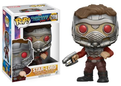 Star-Lord Pop! Vinyl Figure by Funko, Guardians of the Galaxy Vol. 2