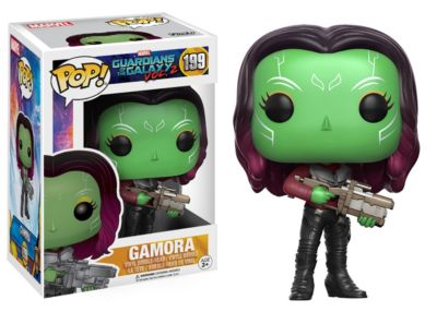 Gamora Pop! Vinyl Figure by Funko, Guardians of the Galaxy Vol. 2