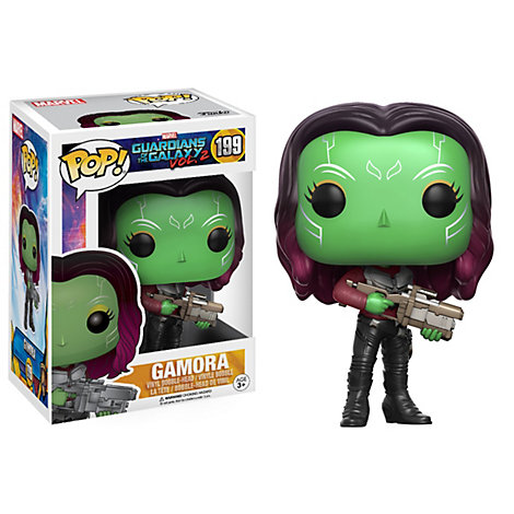 Gamora Pop! Vinylfigur von Funko, Guardians of the Galaxy Vol. 2