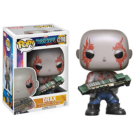 Drax Pop! Vinyl Figure by Funko, Guardians of the Galaxy Vol. 2