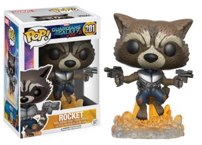 Rocket Pop! Vinyl Figure by Funko, Guardians of the Galaxy Vol. 2