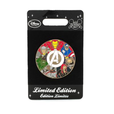 The Avengers - Anstecknadel in limitierter Edition