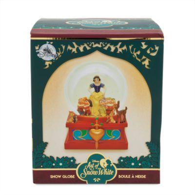 Palla di neve Art of Snow White, Biancaneve e i sette nani