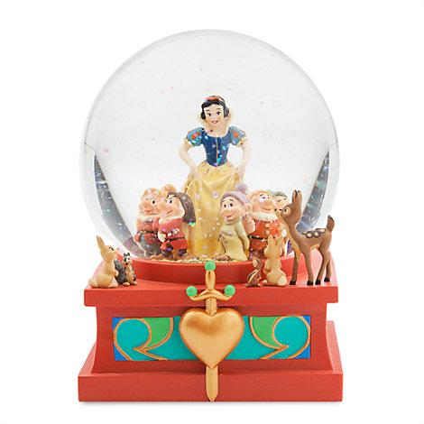 Art of Snow White Snow Globe