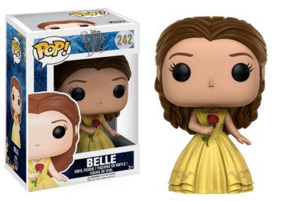 Belle Pop! Figurine en vinyle par Funko, la Belle et la Bête