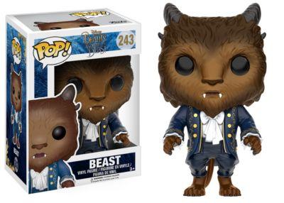 Personaggio in vinile Pop! di Funko Bestia, La Bella e la Bestia