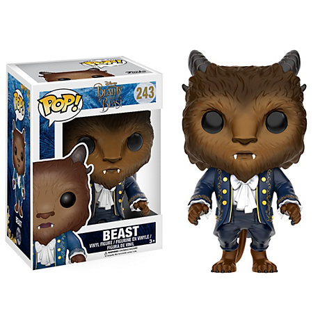 Beast Pop! Vinyl Figure by Funko, Beauty And The Beast