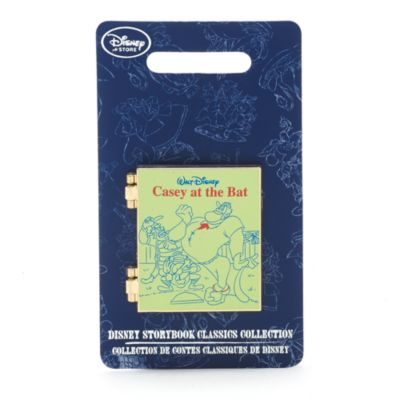 Pin's Casey au bâton, Collection Disney Storybook Classics