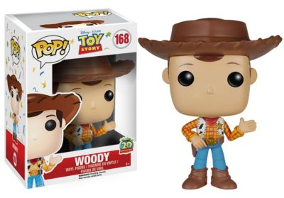 "Toy Story – Pop! Vinylfigur ""Woody"" von Funko"