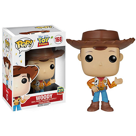 Toy Story Woody Pop! Vinyl Figure by Funko
