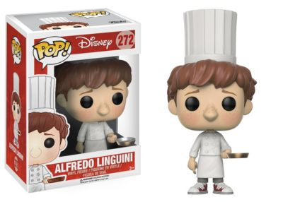 Personaggio in vinile Alfredo Linguini serie Pop! di Funko, Ratatouille