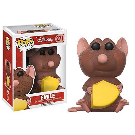 Emile Pop!- figur av vinyl från Funko, Råttatouille