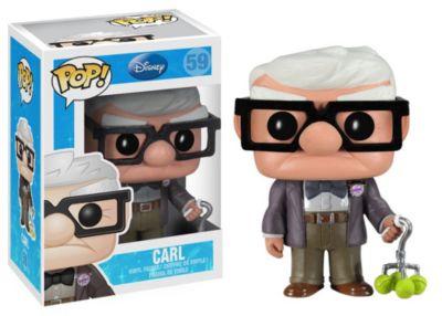 Figurine Funko Pop! en vinyle Carl, Là-haut