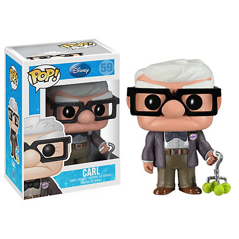 Carl Pop! Vinyl Figure by Funko, UP!