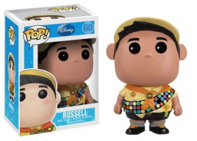 Russell Pop! Vinyl-figur av Funko, UPP!
