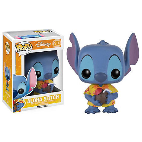 Aloha Stitch Pop! Vinyl Figure by Funko