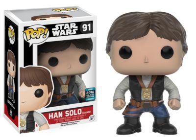Han Solo Ceremony – Pop! Vinylfigur von Funko