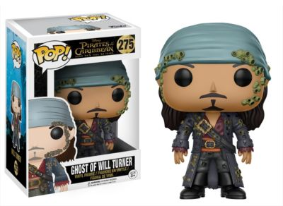 Ghost of Will Turner Pop! Vinyl Figure by Funko, Pirates of the Caribbean: Salazar's Revenge