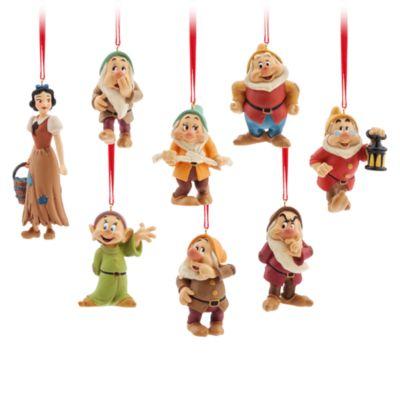 Art of Snow White hängande ornament i begränsad upplaga, 13 st