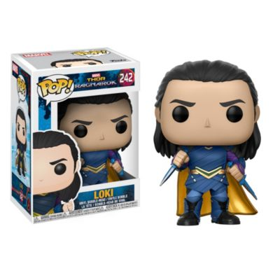 Figura de vinilo Pop! Loki de Funko, Thor Ragnarok