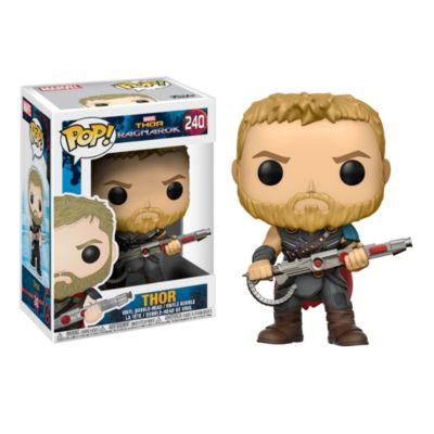 Figura de vinilo Pop! Thor de Funko, Thor Ragnarok