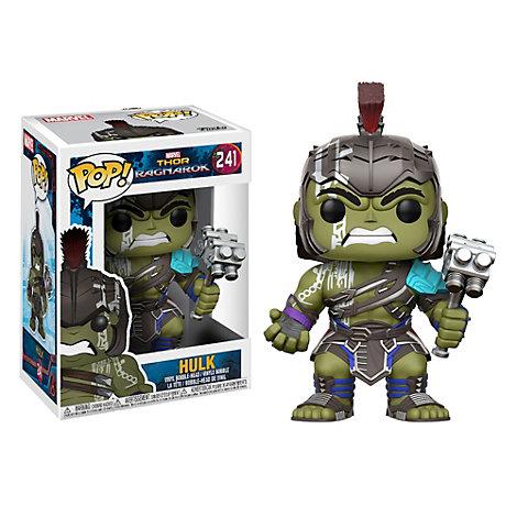 Figura de vinilo Pop! Hulk gladiador de Funko, Thor Ragnarok