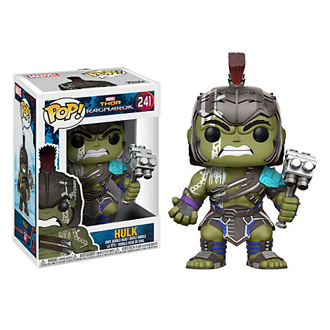 Personaggio in vinile Hulk gladiatore serie Pop! di Funko, Thor Ragnarok